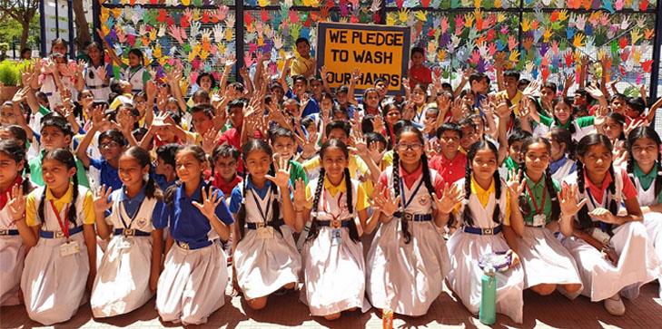 handwash activity